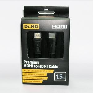 Dr.HD Premium HDMI cable 1.5 m