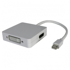 Dr.HD Mini Displayport - DVI F (24+5) + HF