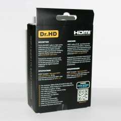 Dr.HD Premium HDMI cable 2 m
