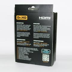 Dr.HD Premium HDMI cable 5 m