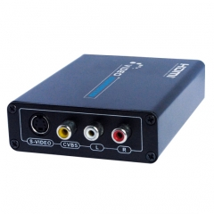 Dr.HD HDMI to CVBS + AV + S-Video